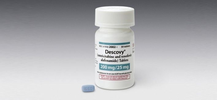 New HIV Treatment Medication: Descovy