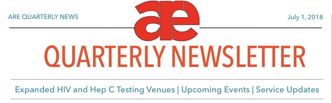 ARE Quarterly Newsletter