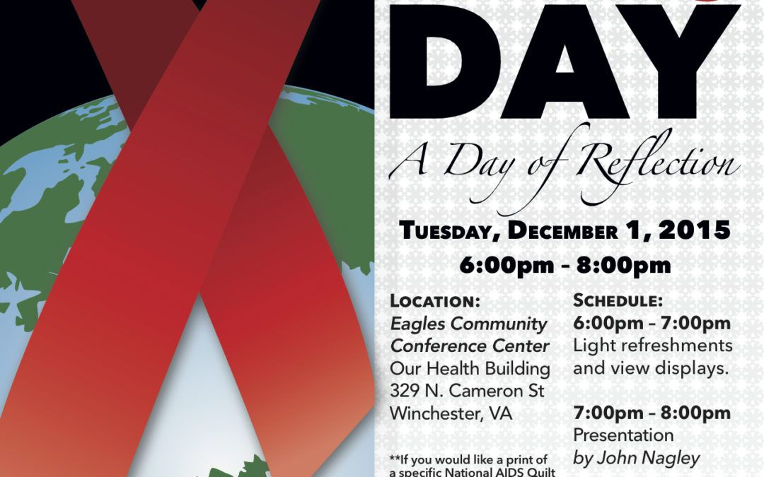 Over 30 years of the HIV/AIDS Epidemic-World AIDS Day