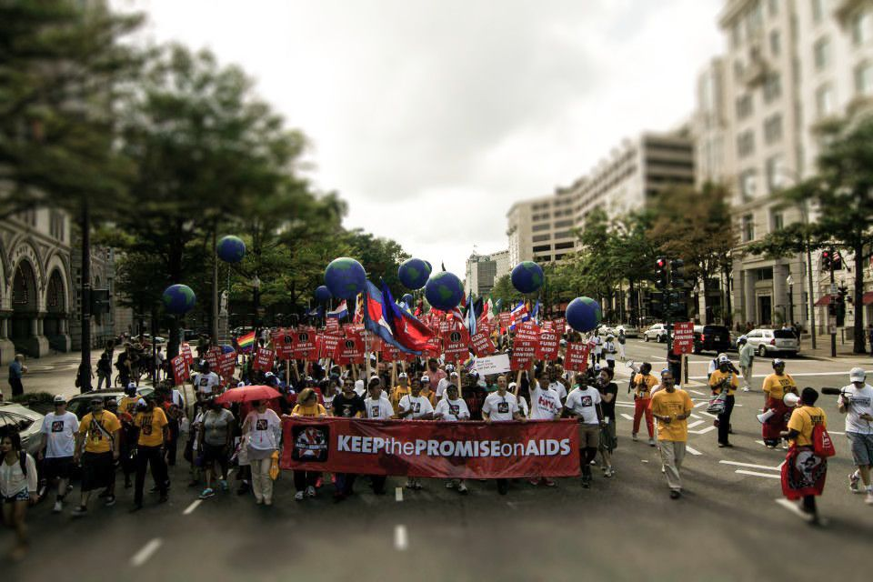 Keep the Promise on AIDS